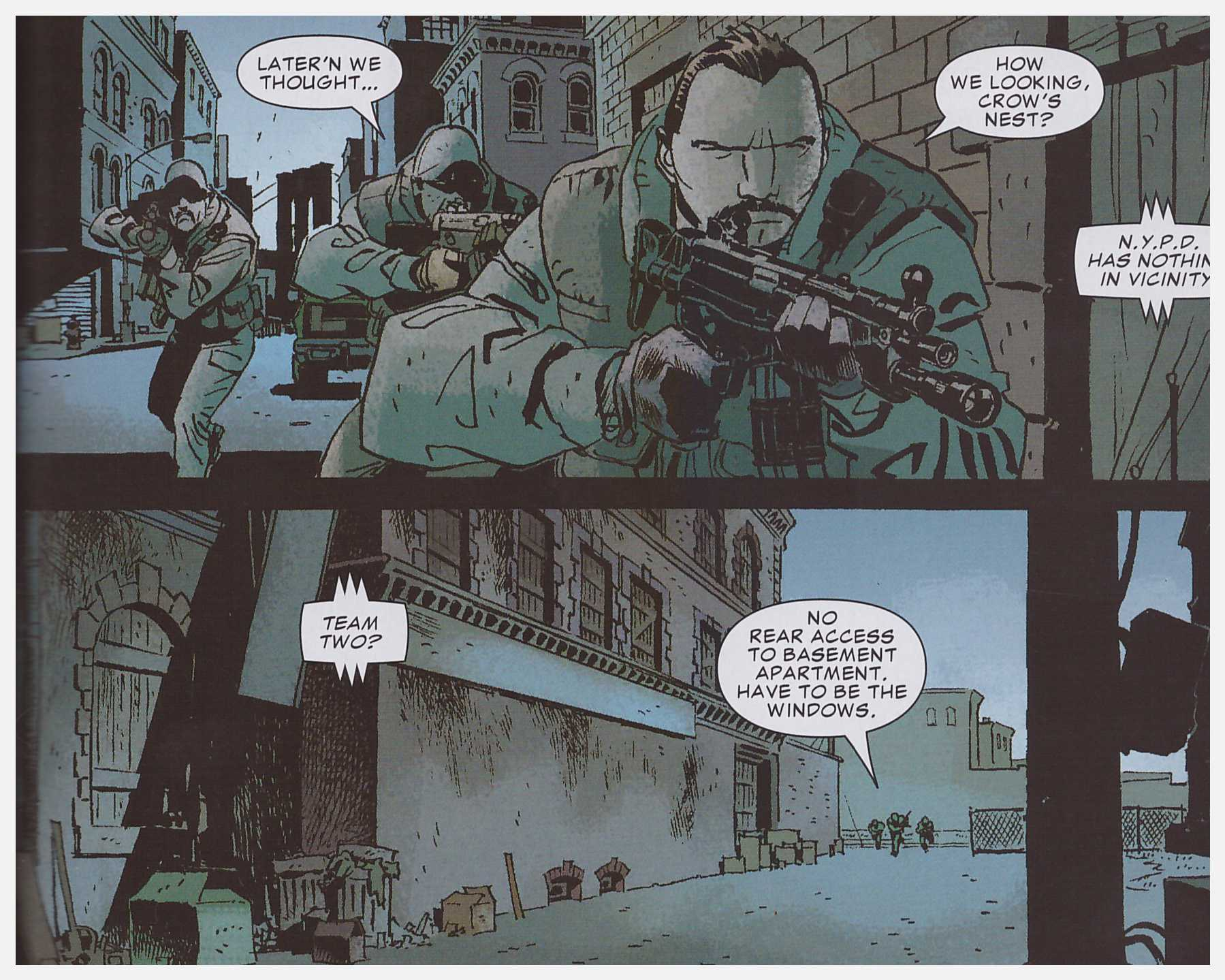 The Punisher Valley Forge review