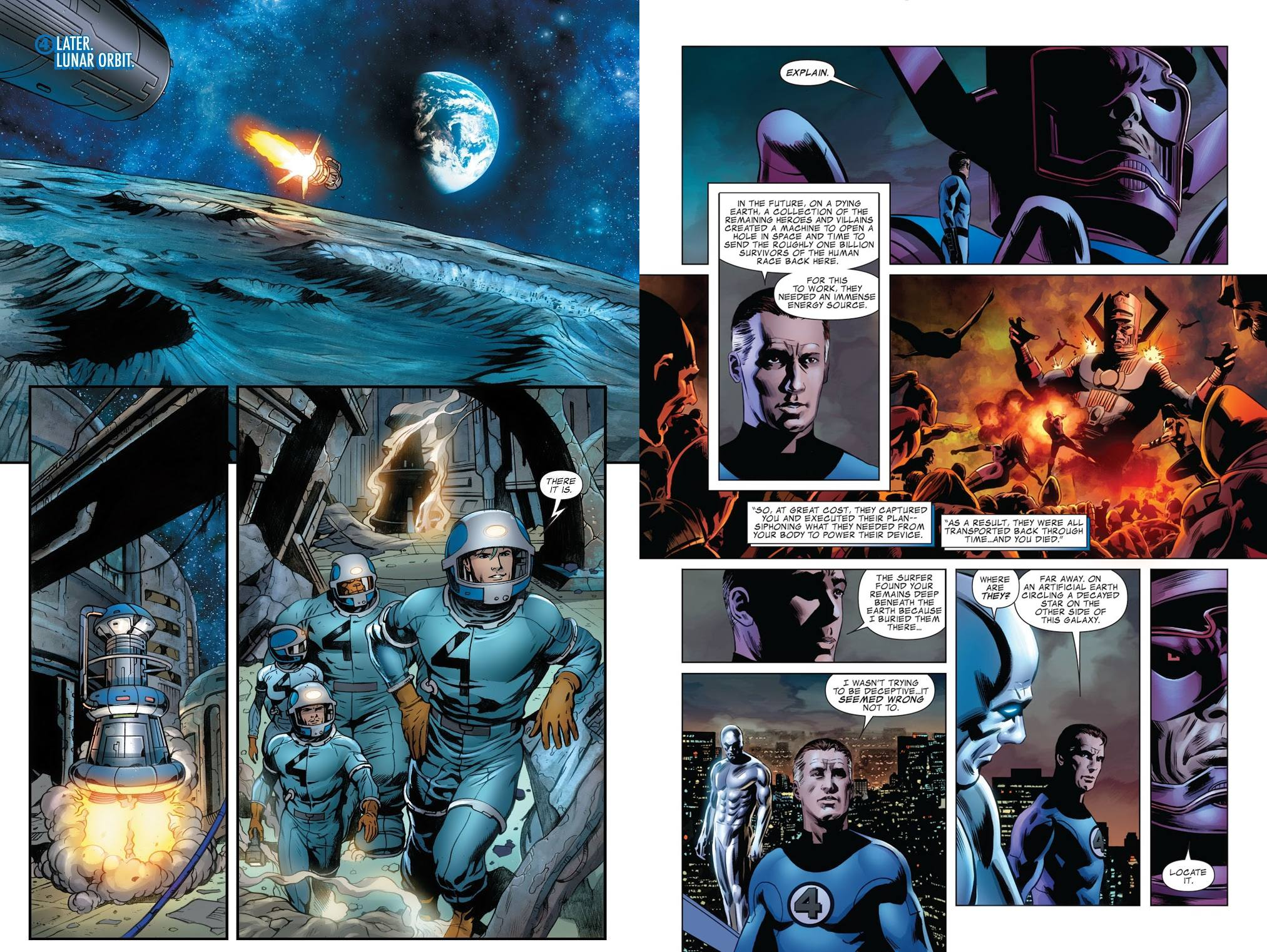 Fantastic Four by Jonathan Hickman Omnibus review