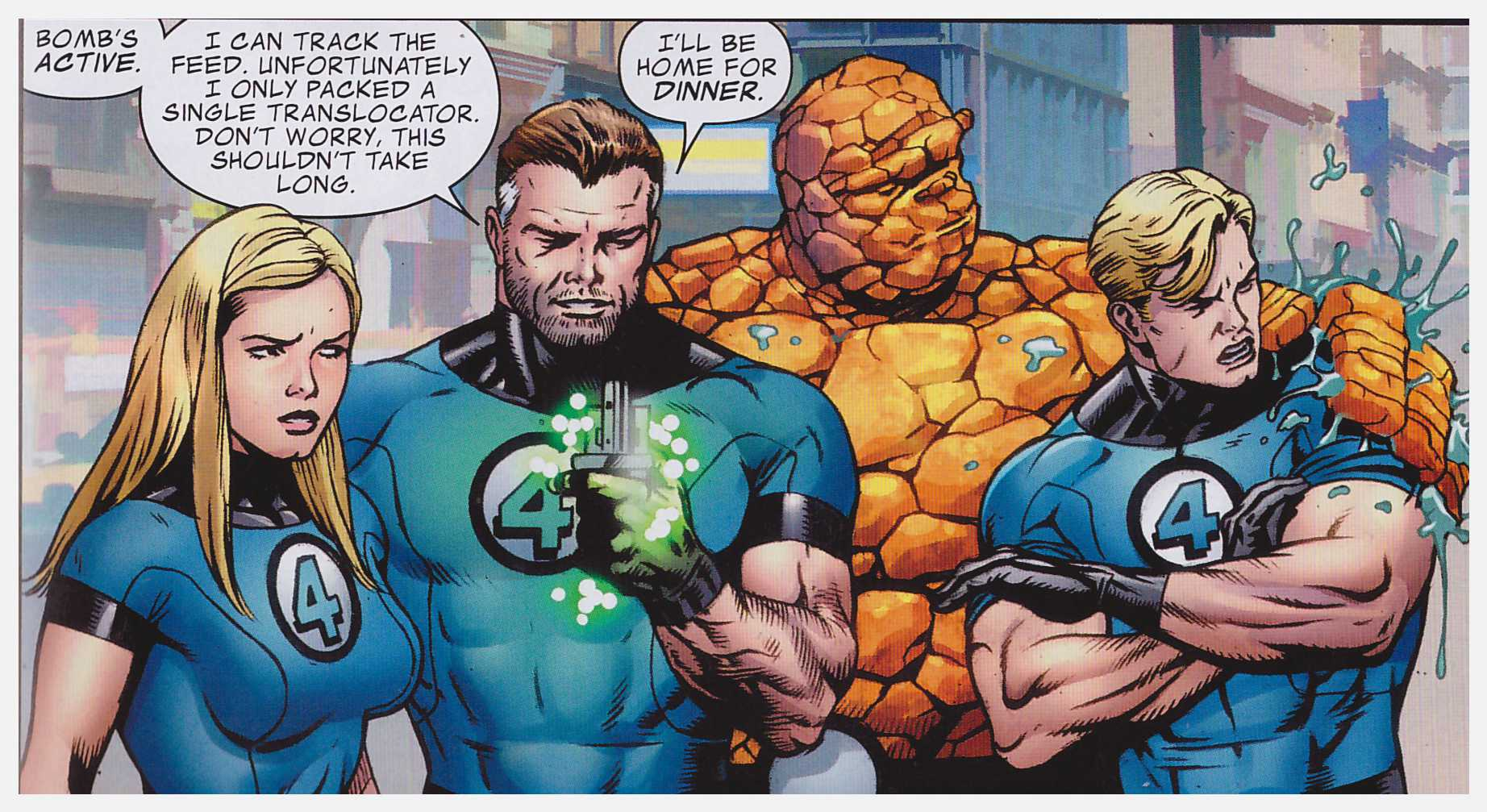 Fantastic Four by Jonathan Hickman review