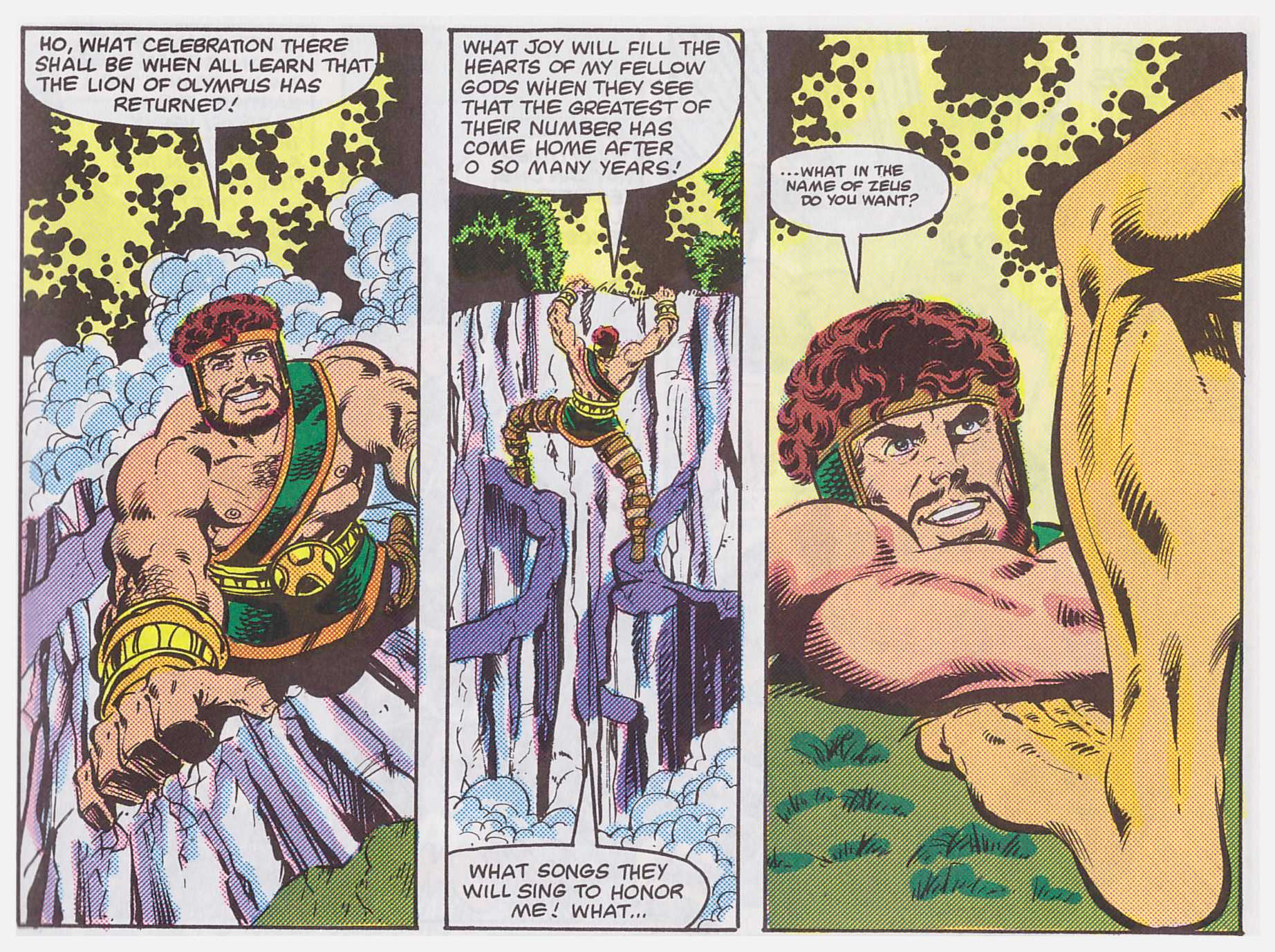 Hercules Prince of Power review