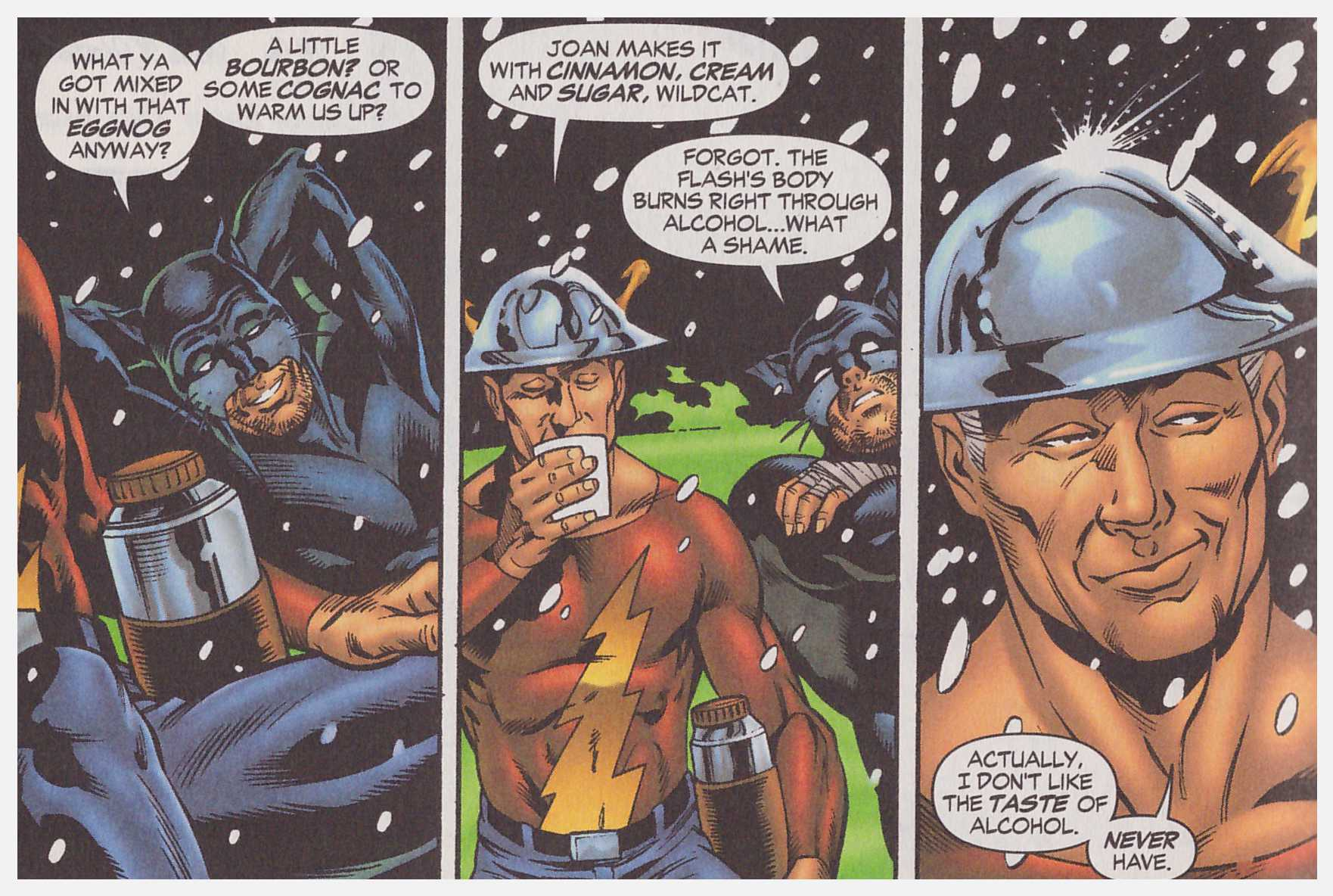 JSA Princes of Darkness review