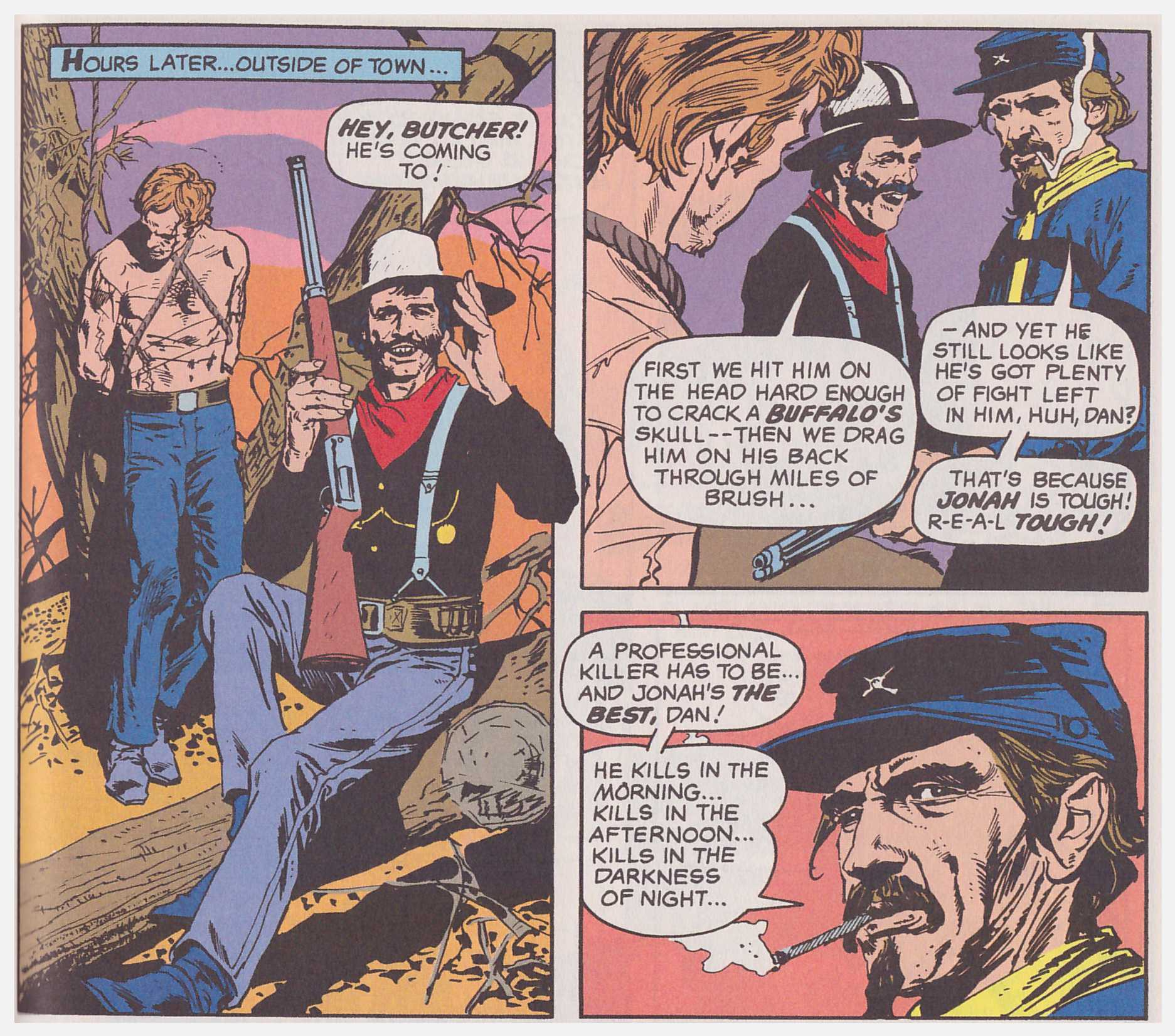 Jonah Hex Welcome to Paradise review