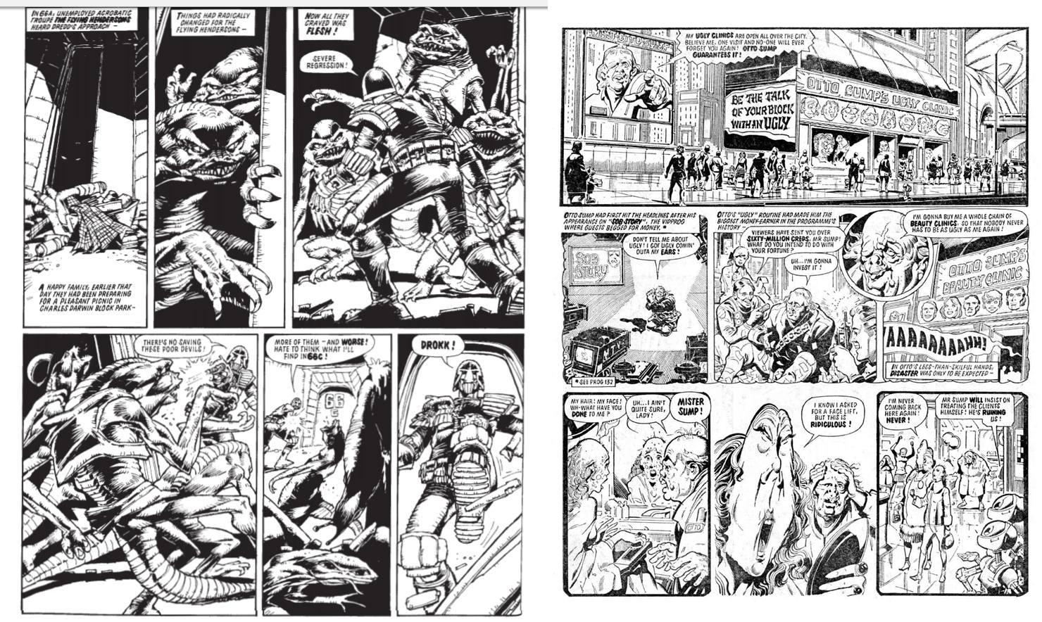 Judge Dredd Complete Case Files 04 review