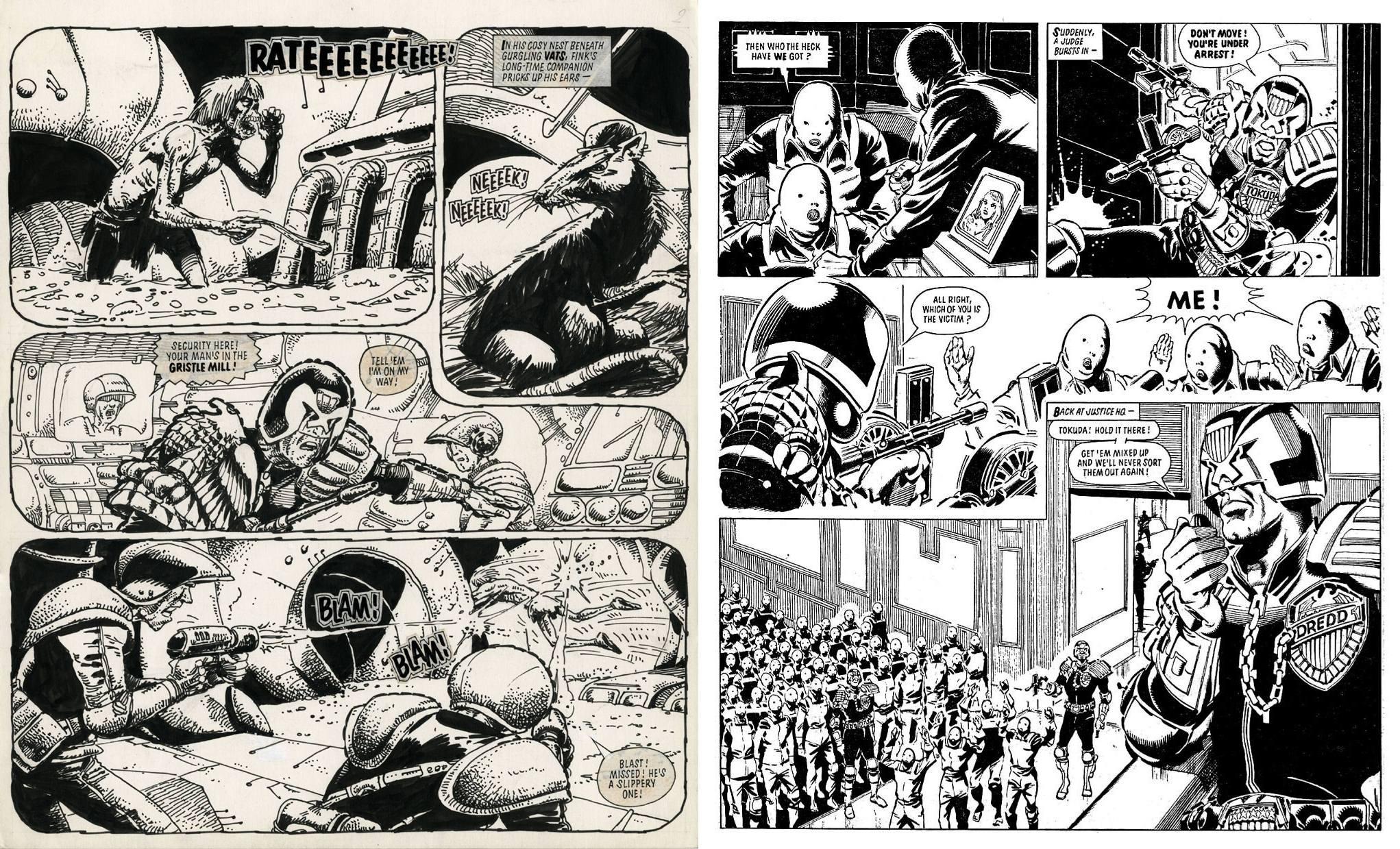 Judge Dredd Complete Case Files 06 review