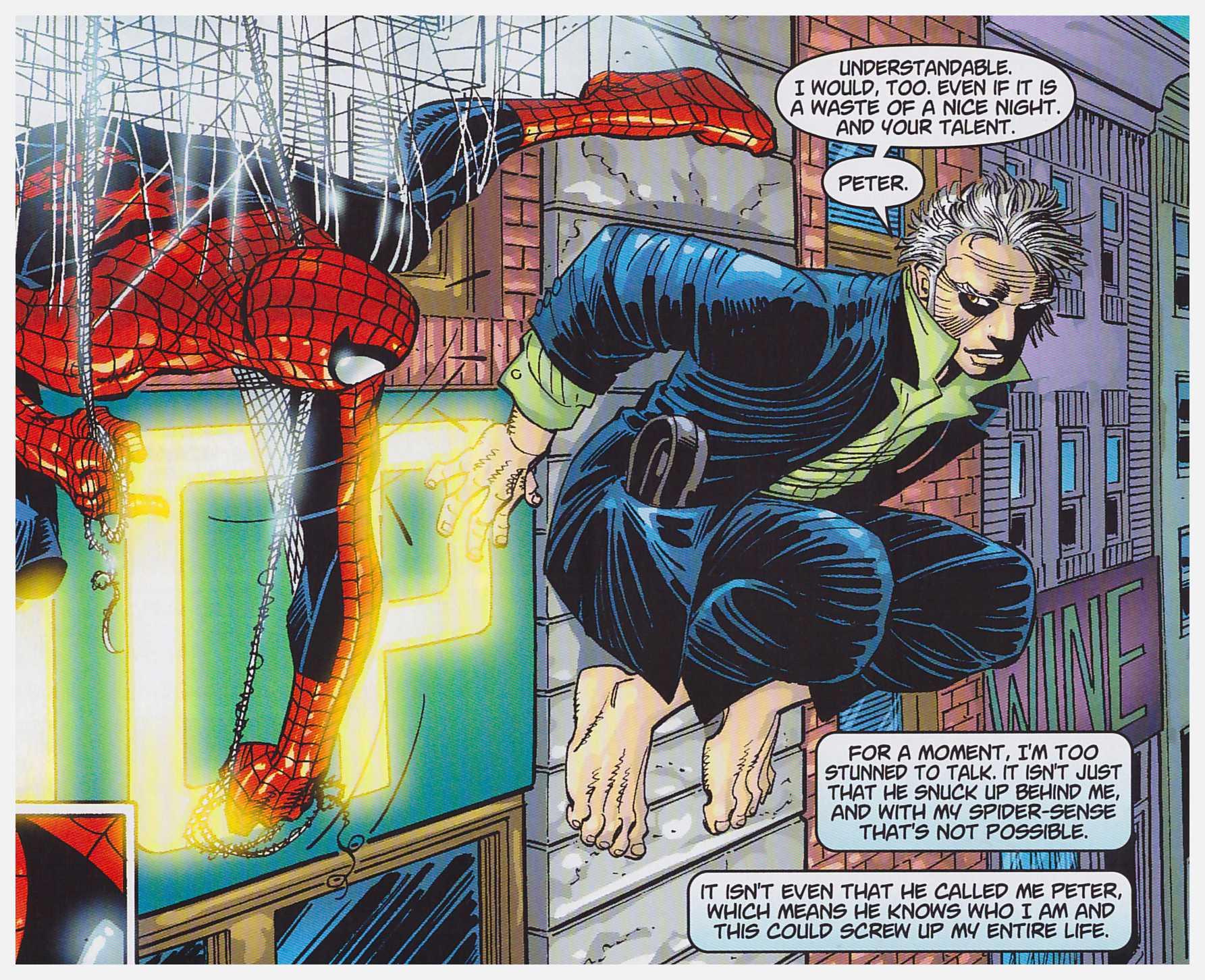 spider man essays