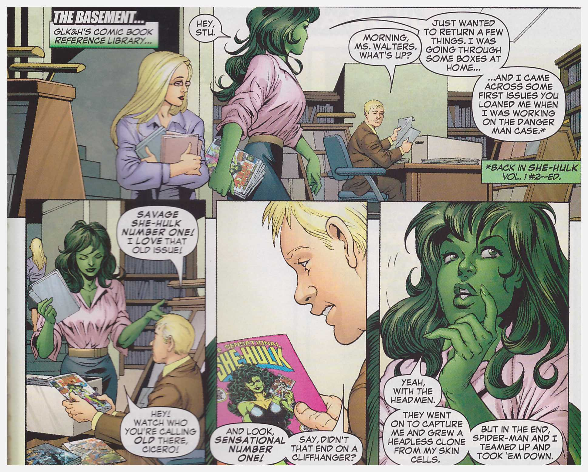 She-Hulk Time Trials review