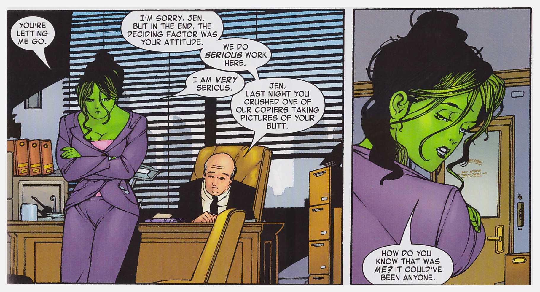 She-Hulk Single Green Female review