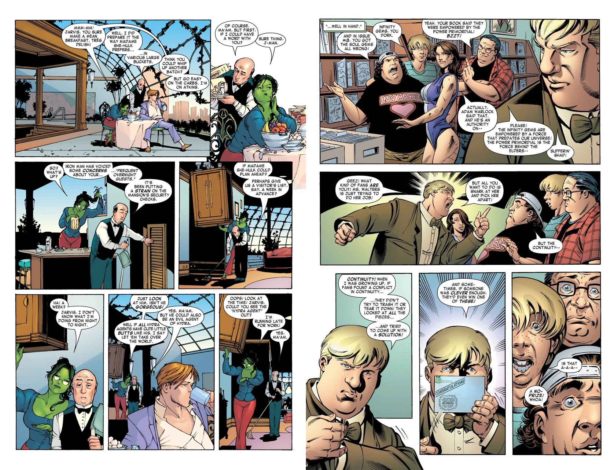 She-Hulk the Complete Collection V1 review