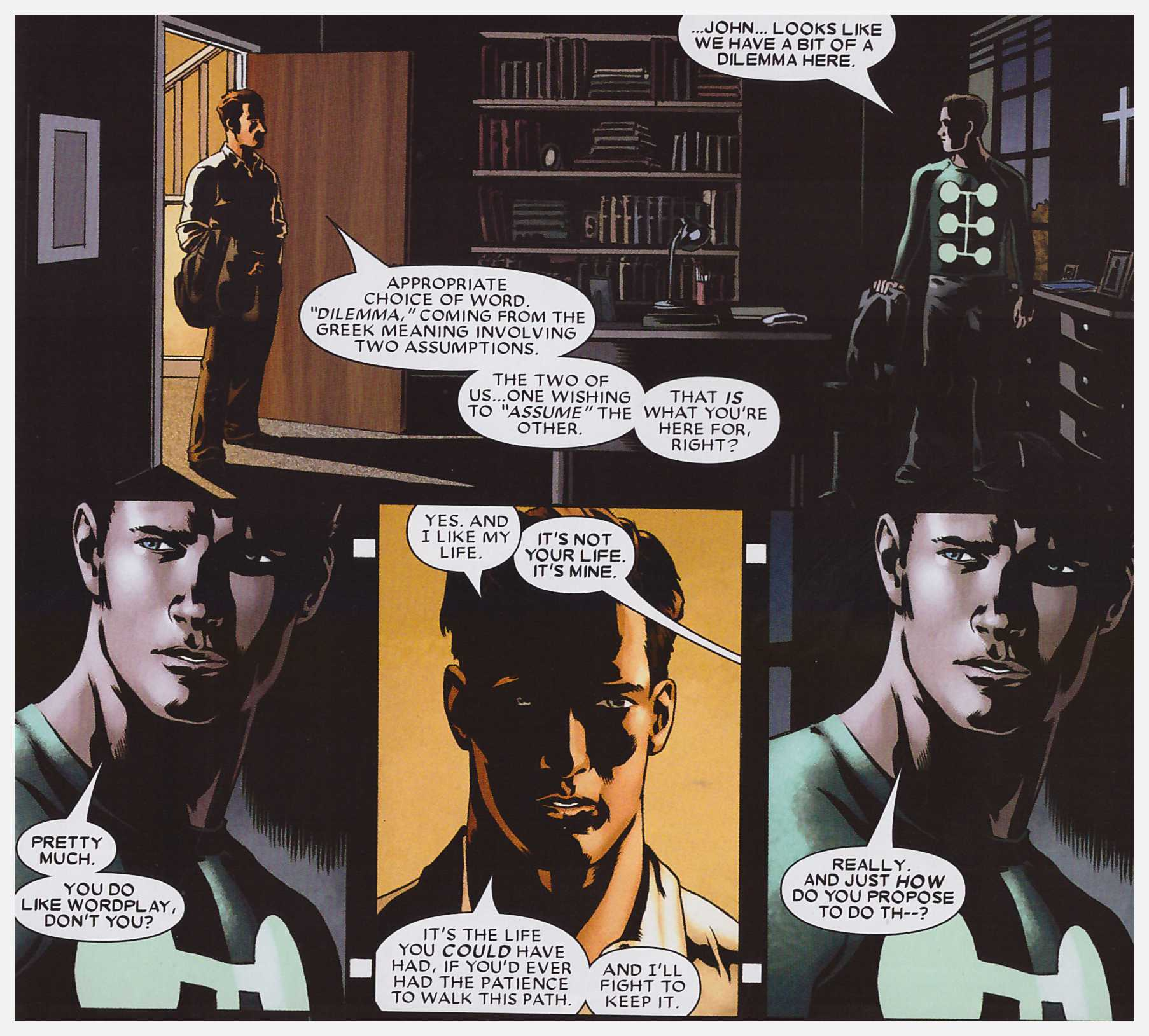 X-Factor Many Lives of Madrox review