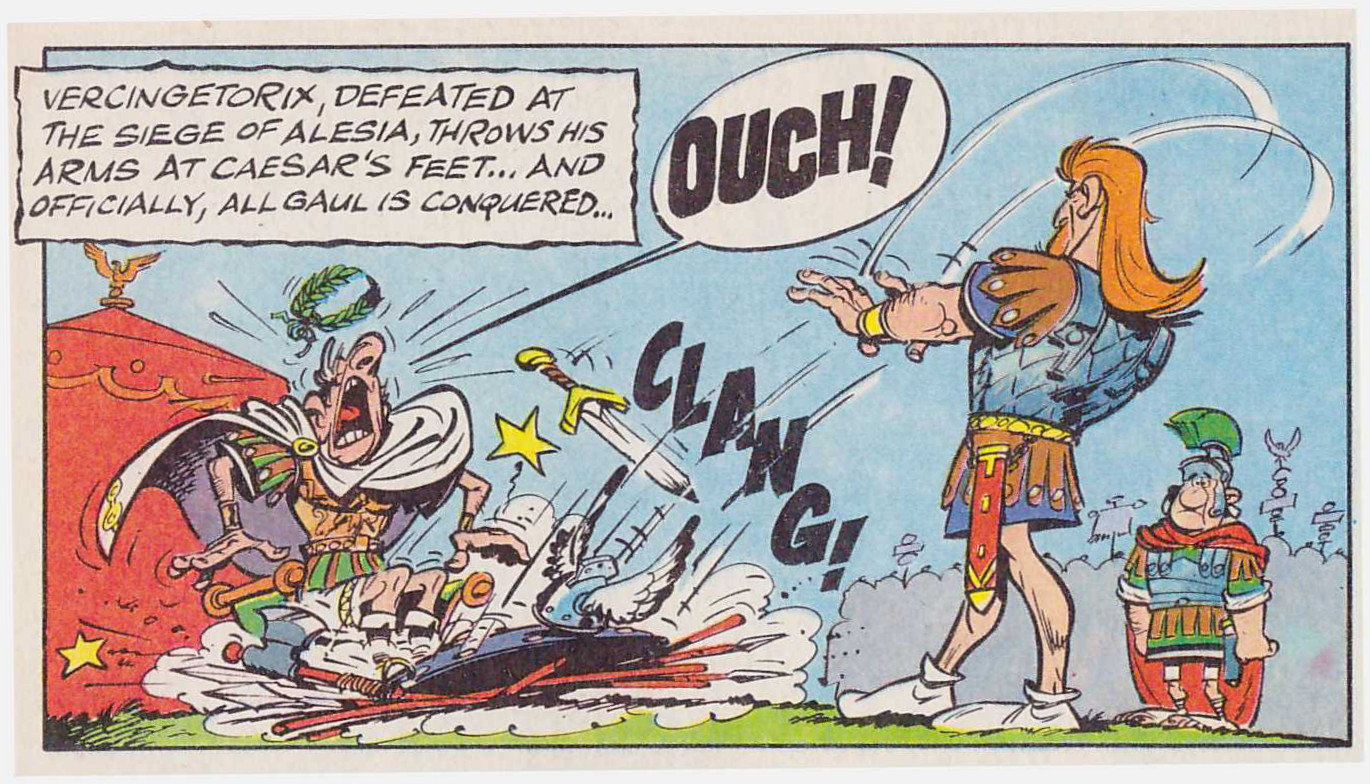 Asterix and the Cheiftan's Shield review