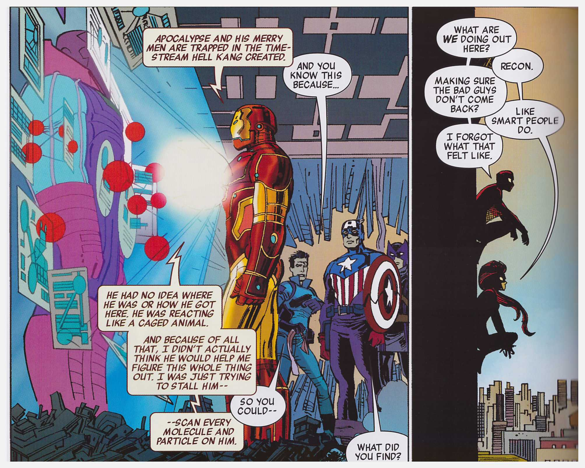 Avengers by Brian Michael Bendis review