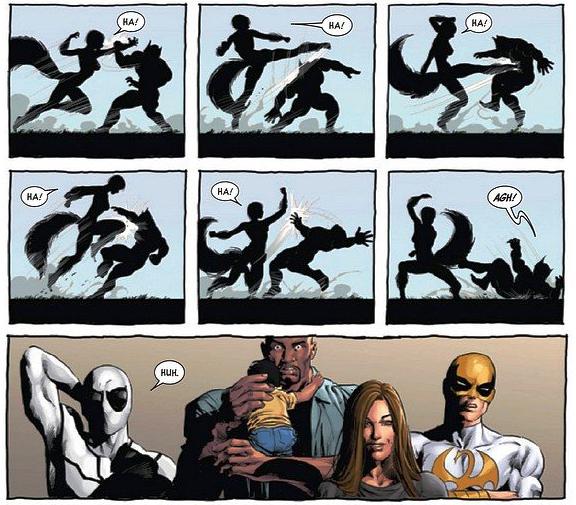 Avengers Fear Itself review