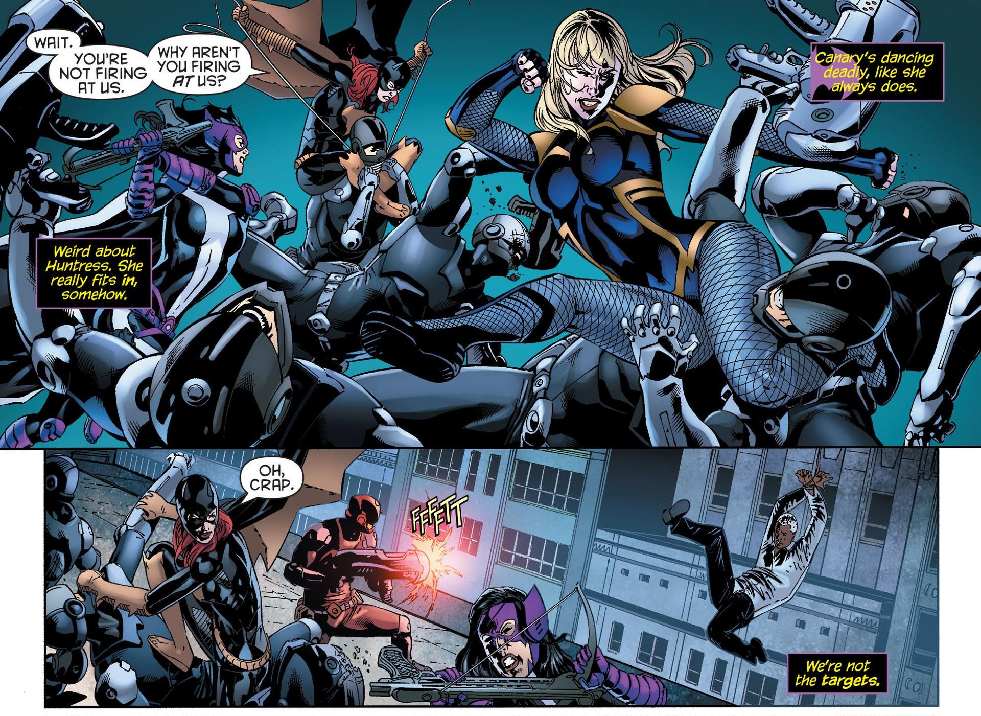 Batgirl Deadline int