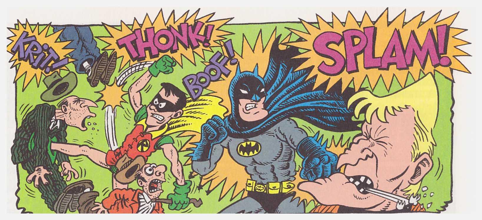 Bizarro Comics review