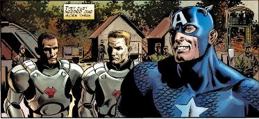 Captain America Two Americas review