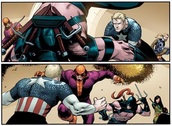 CAptain America & Iron Man review