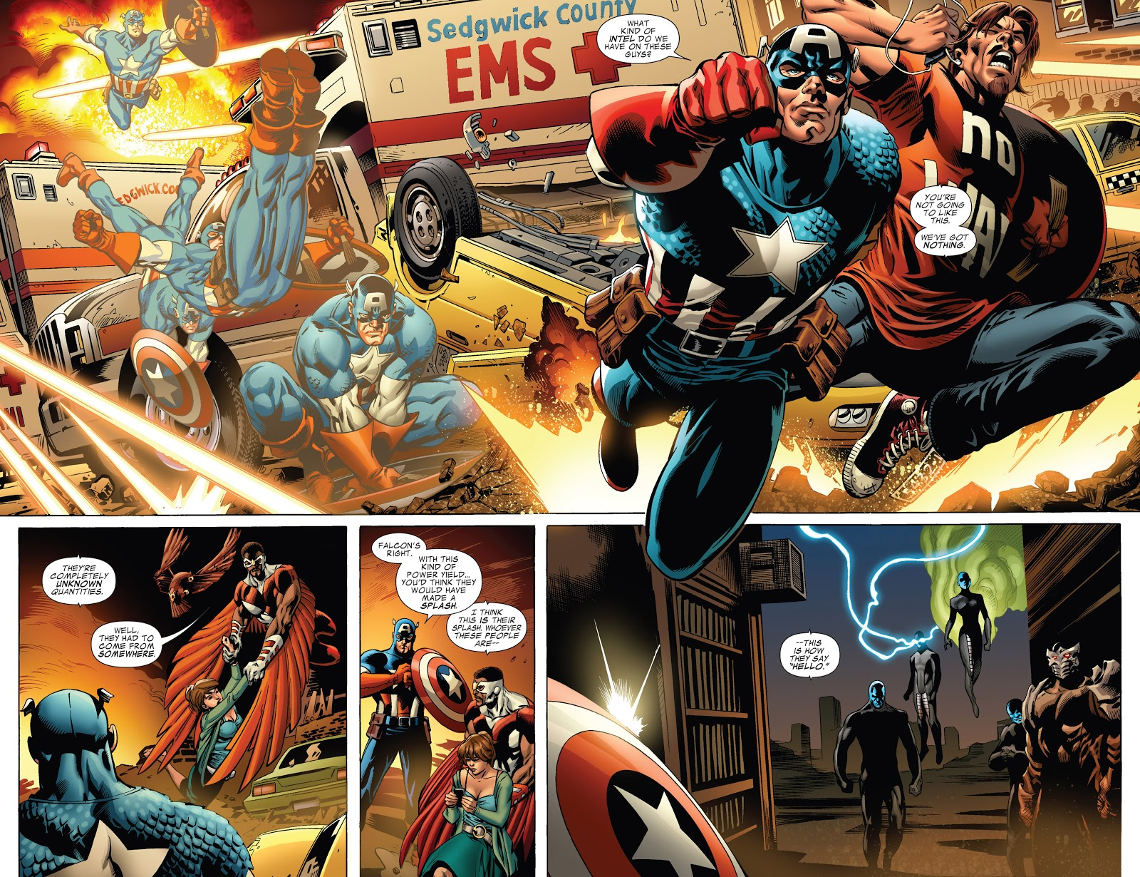 Captain America by Ed Brubaker vol 4 review