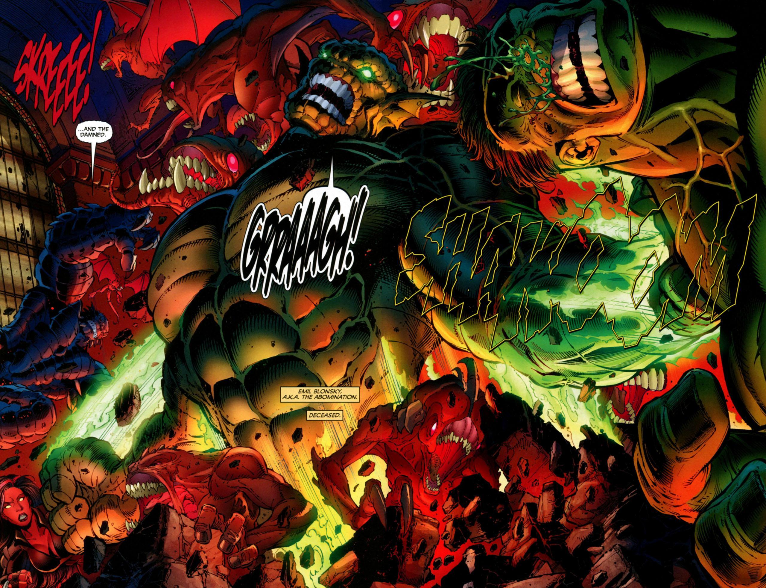 The Incredible Hulks Chaos War review