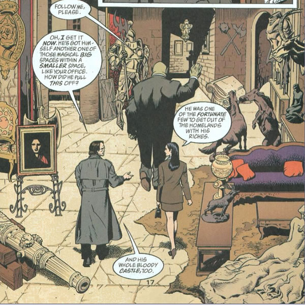 Fables Legends in Exile review