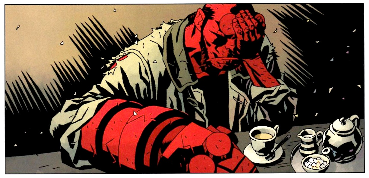 Hellboy The Storm and the Fury review
