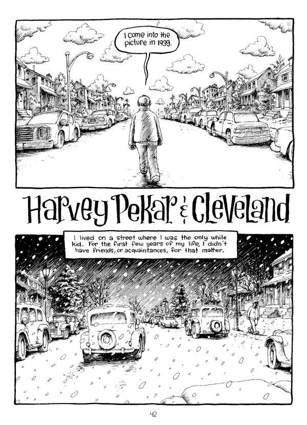 Harvey Pekar's Cleveland review