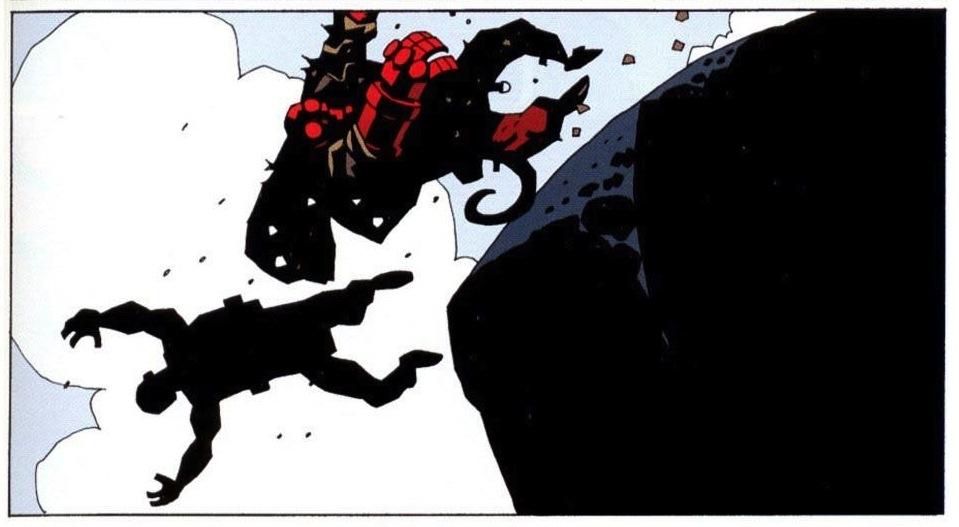 Hellboy Conqueror Worm review