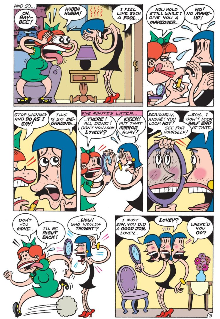 Peter Bagge's Other Stuff review