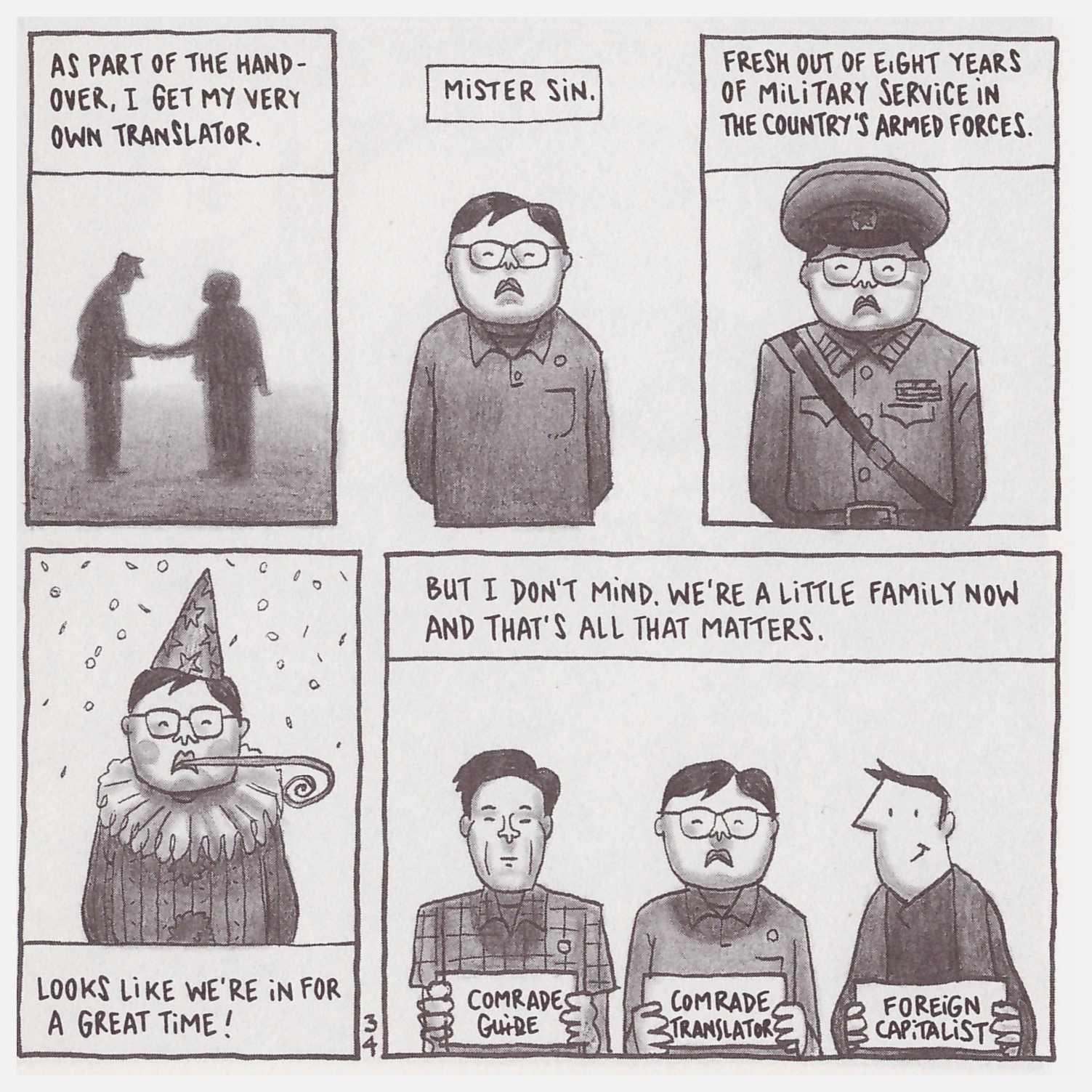 Pyongyang review