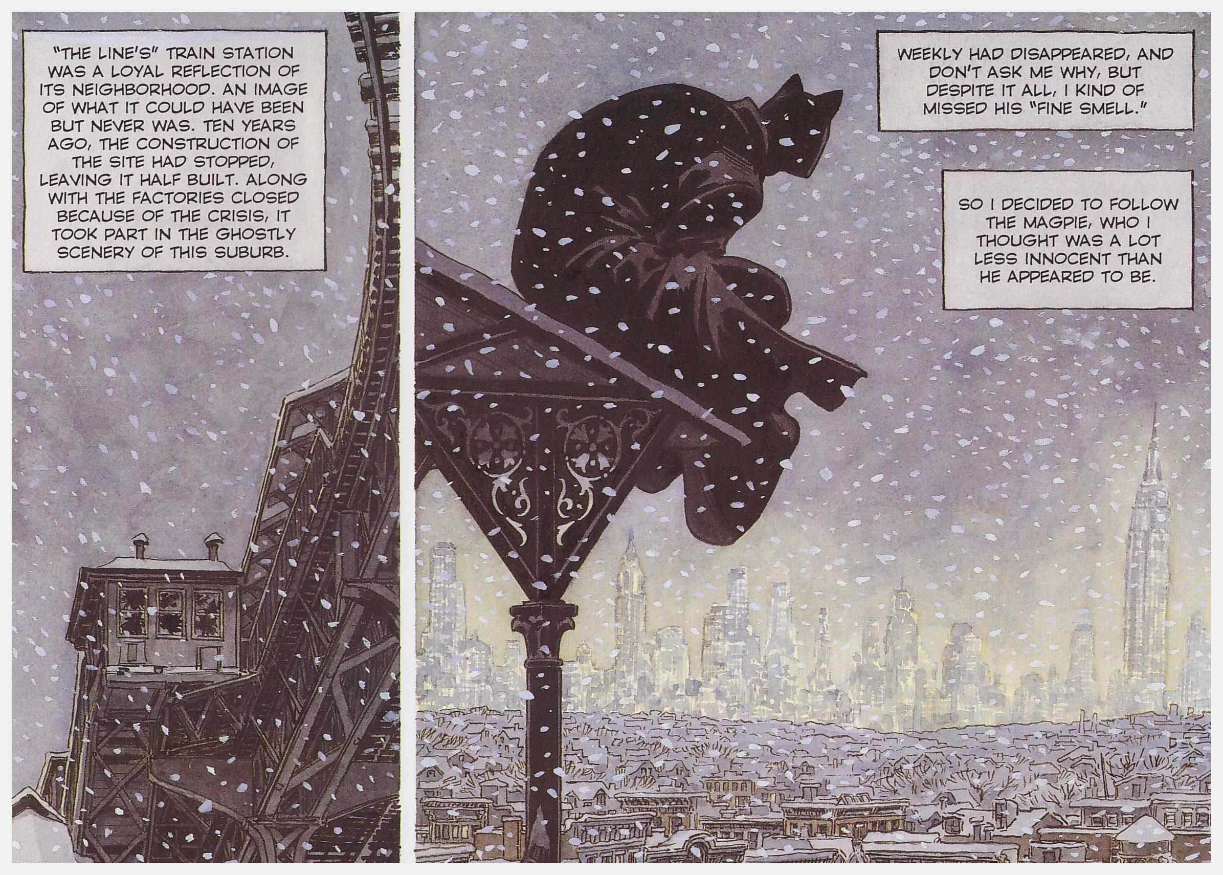 Blacksad Arctic Nation review