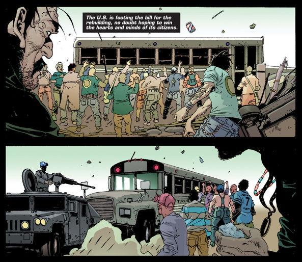 DMZ 3 Public Works review