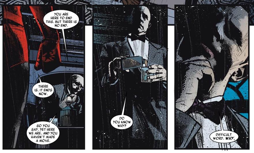Daredevil Noir review