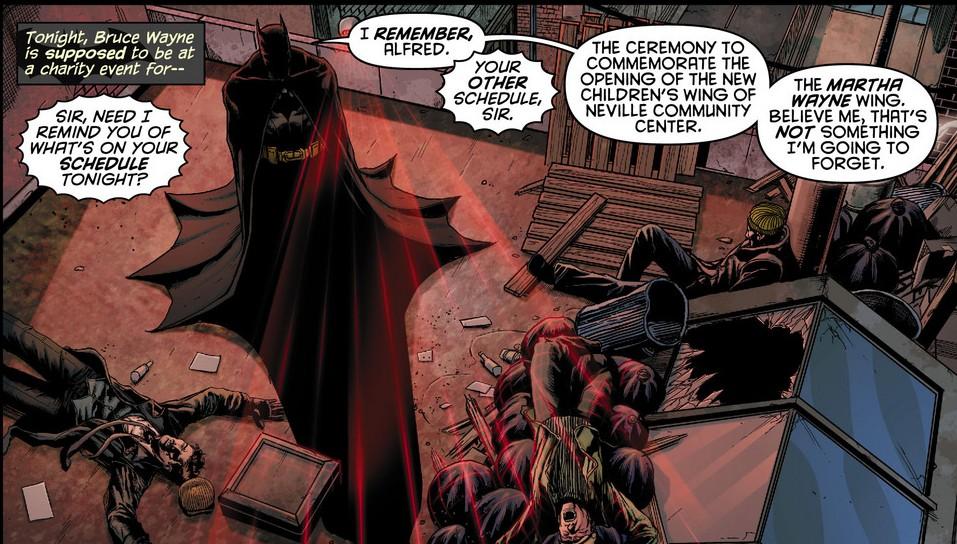 Detective Comics Emperor Penguin review