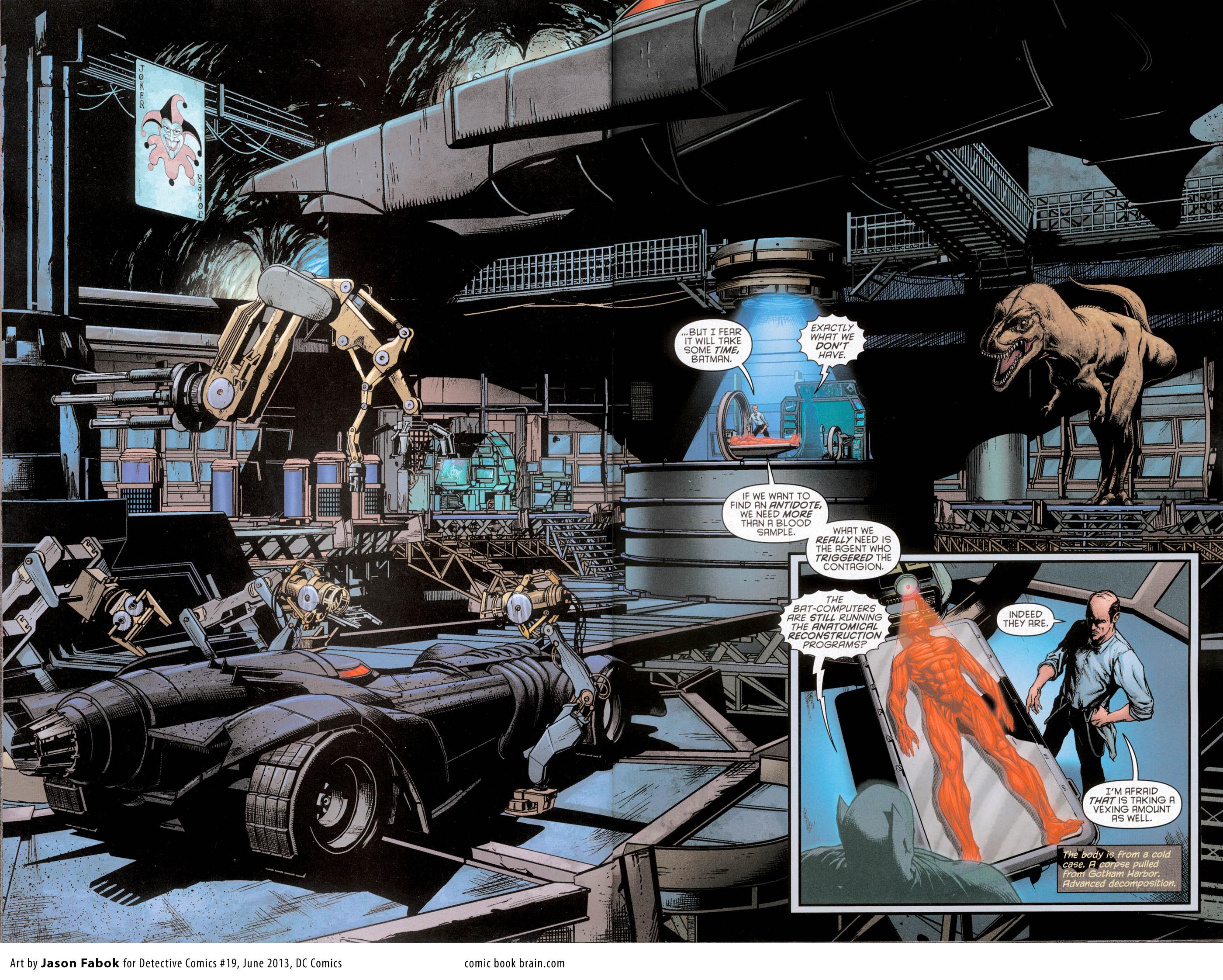 Detective Comics The Wrath review