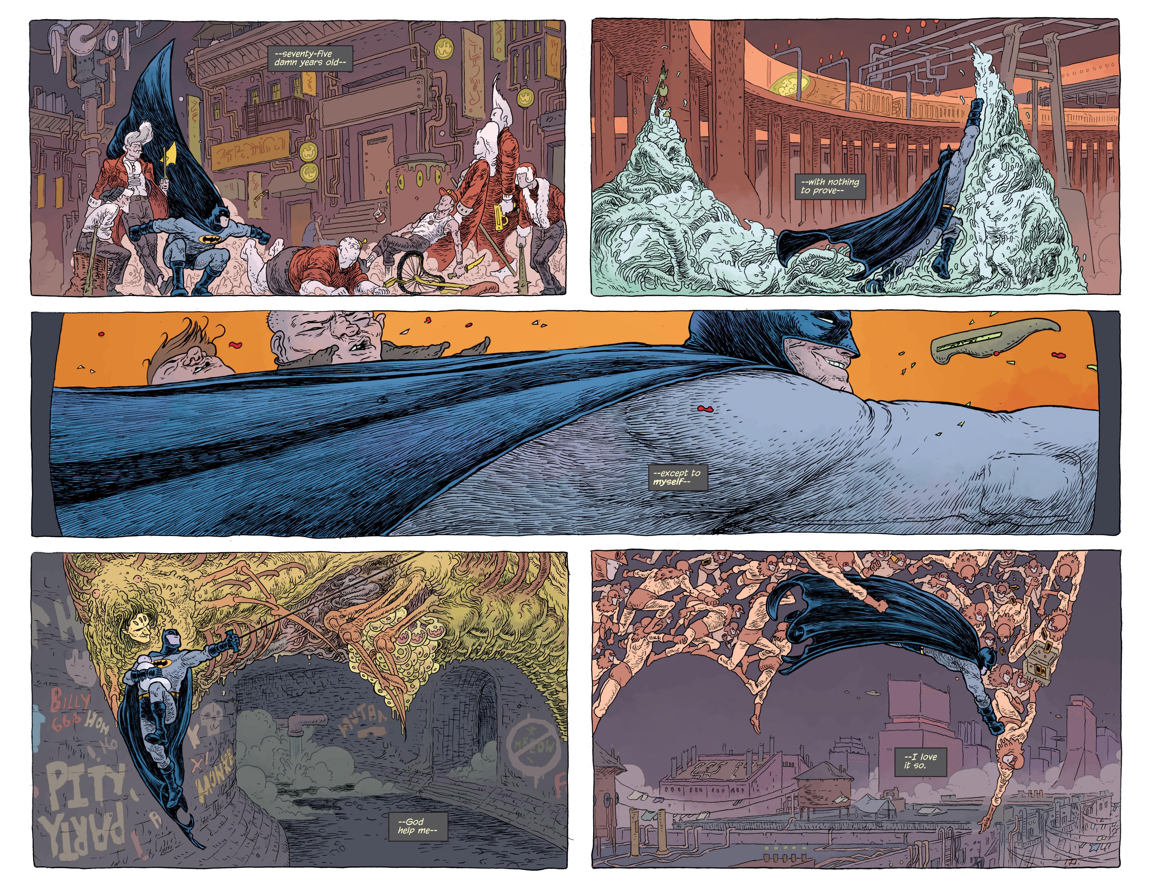 Detective Comics Gothtopia review