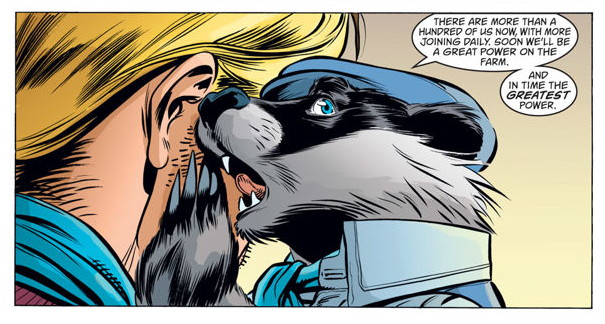The Great Fables Crossover review