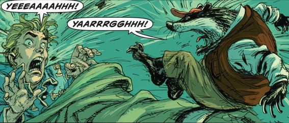 Fables Deluxe 9 review