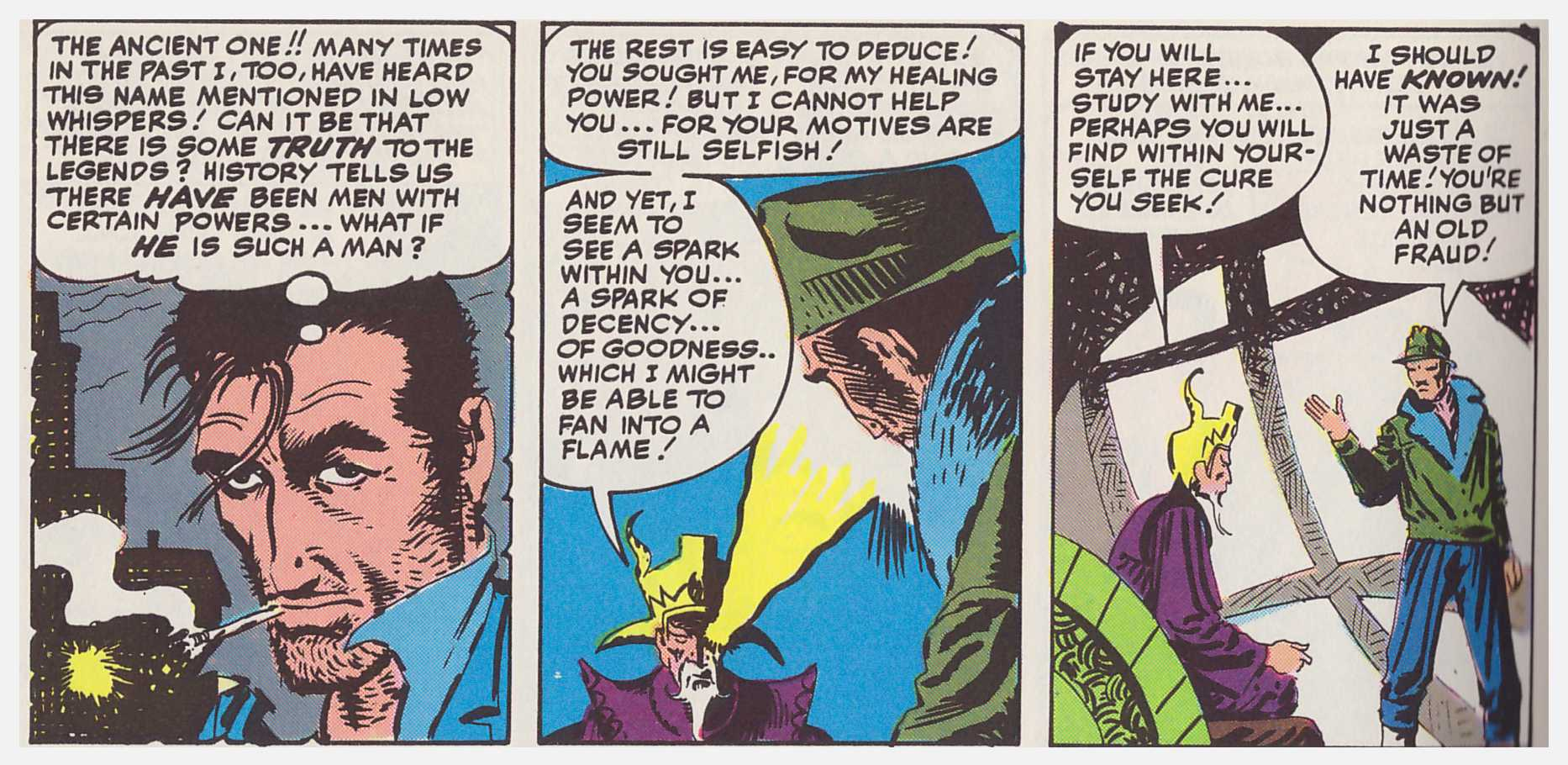Origins of Marvel Comics review