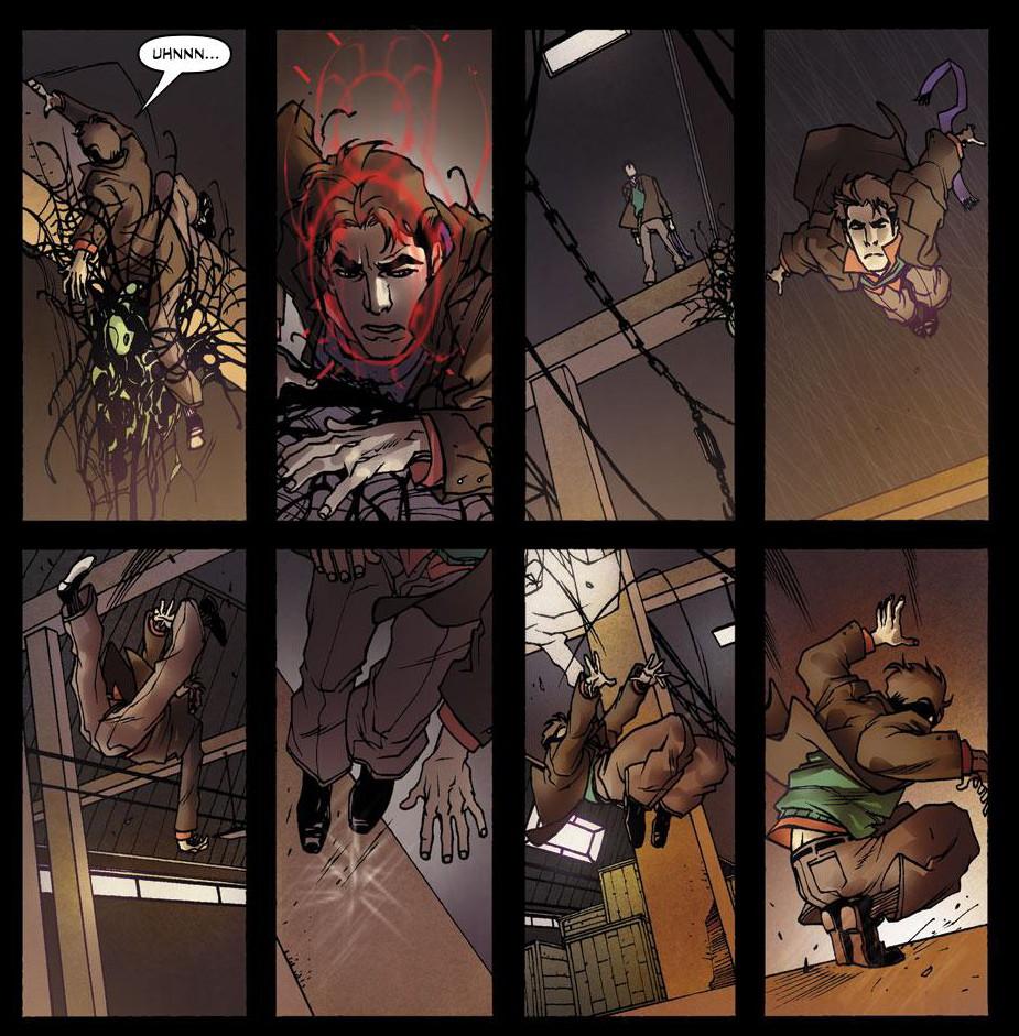 Spider-Man Noir review