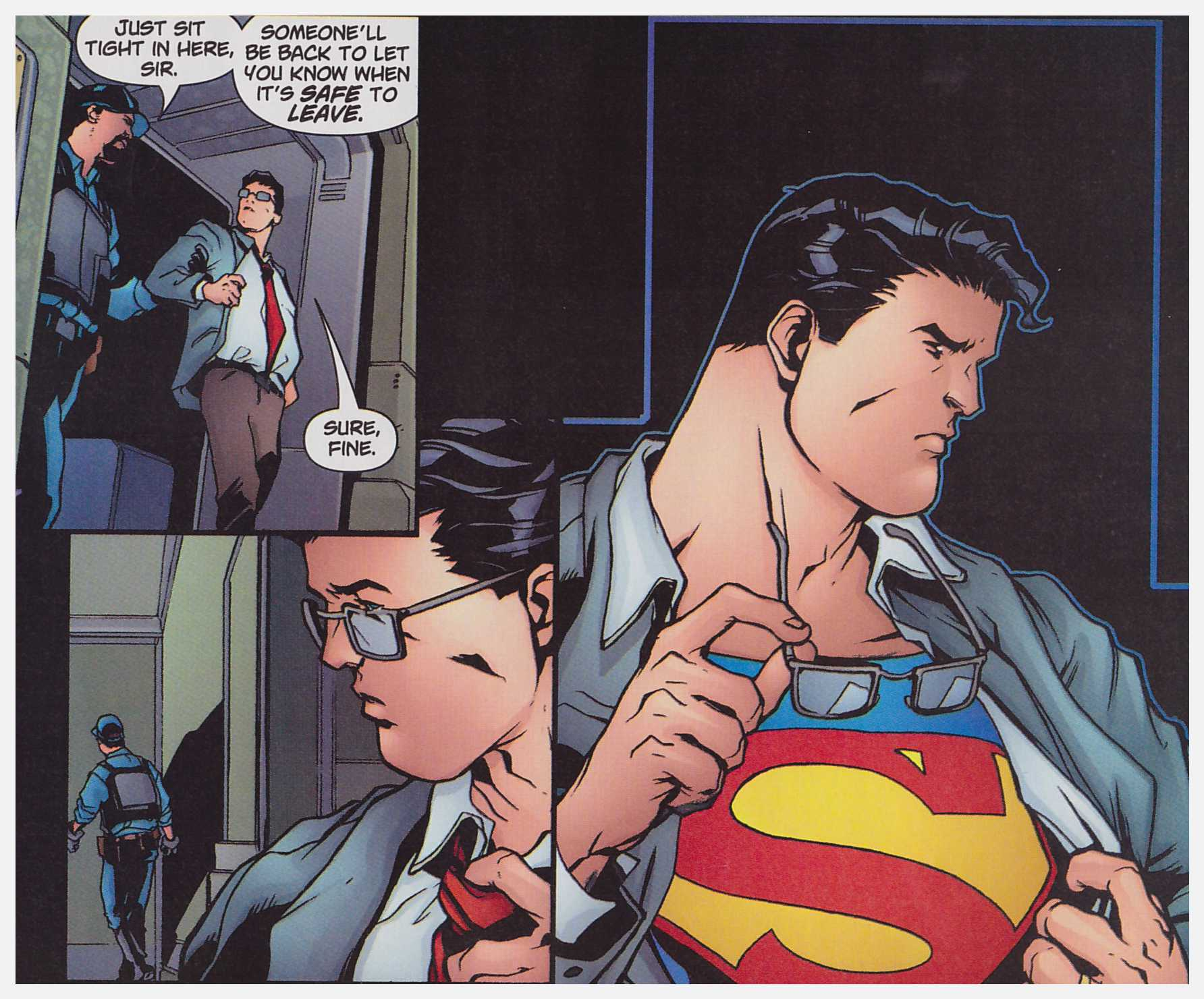 Superman Ruin Revealed review