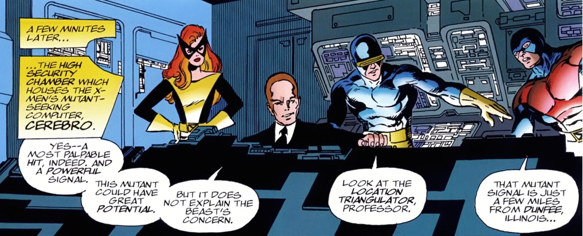 X-Men The Hidden Destroy All Mutants review