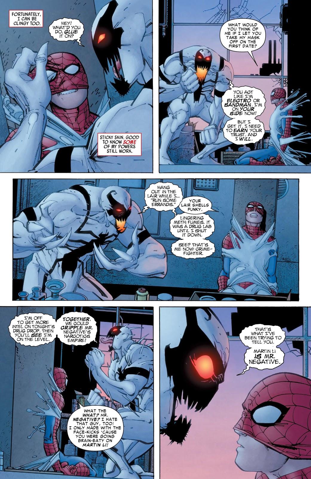 Spider-Man The Return of Anti-Venom review