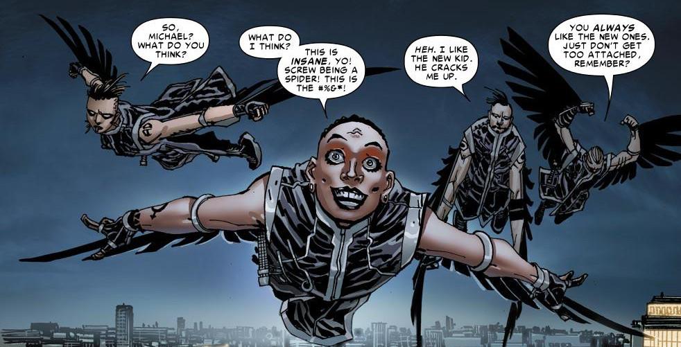 Spider-Man Flying Blind review