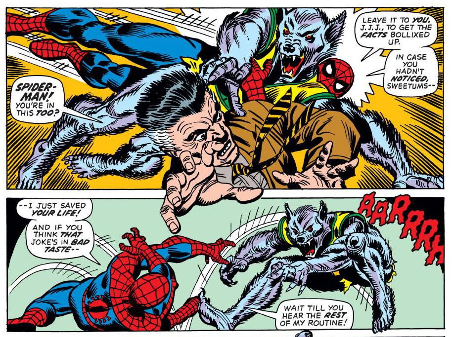 Marvel Masterworks Amazing Spider-Man 13 review