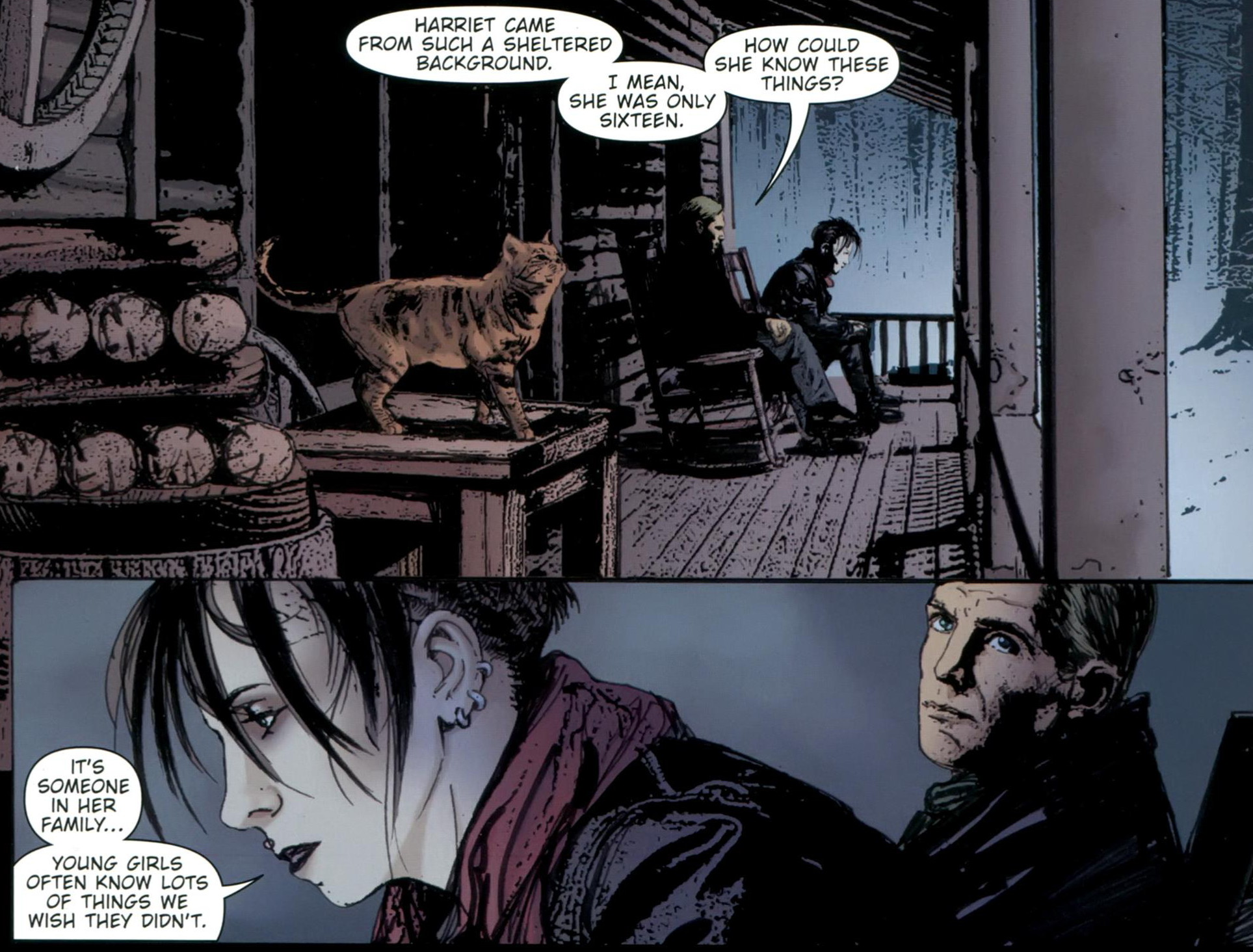 The Girl with the Dragon Tattoo graphic novel review