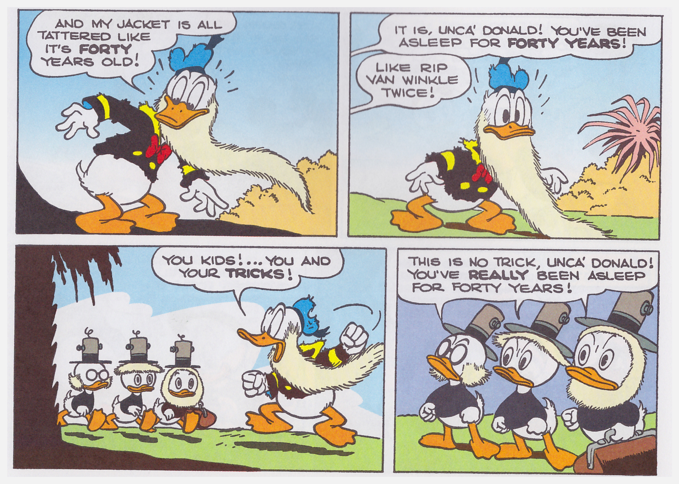 Walt Disney Comics and Stories by Carl Barks vol 17 review