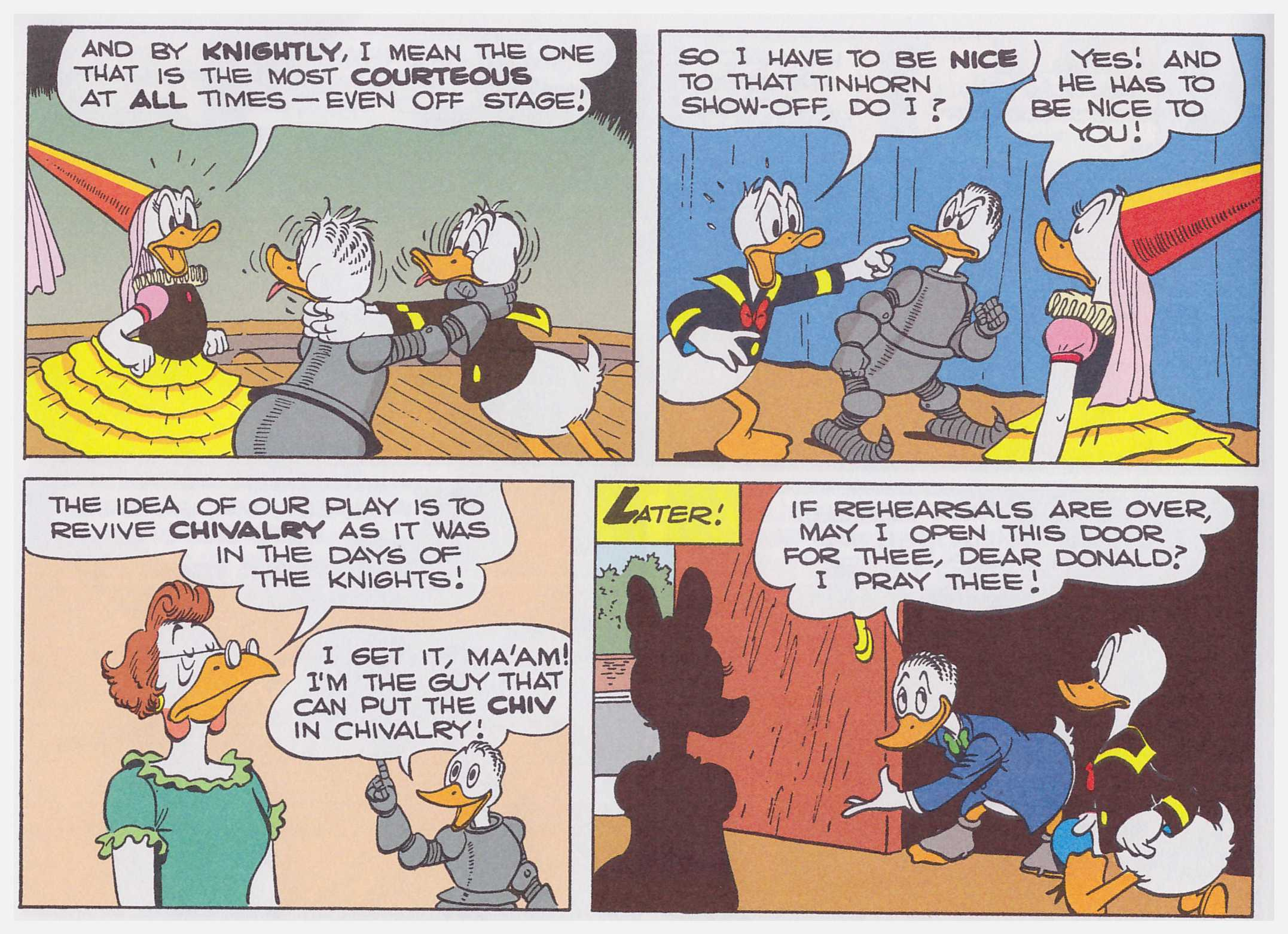 Walt Disney Comics and Stories by Carl Barks vol 18 review
