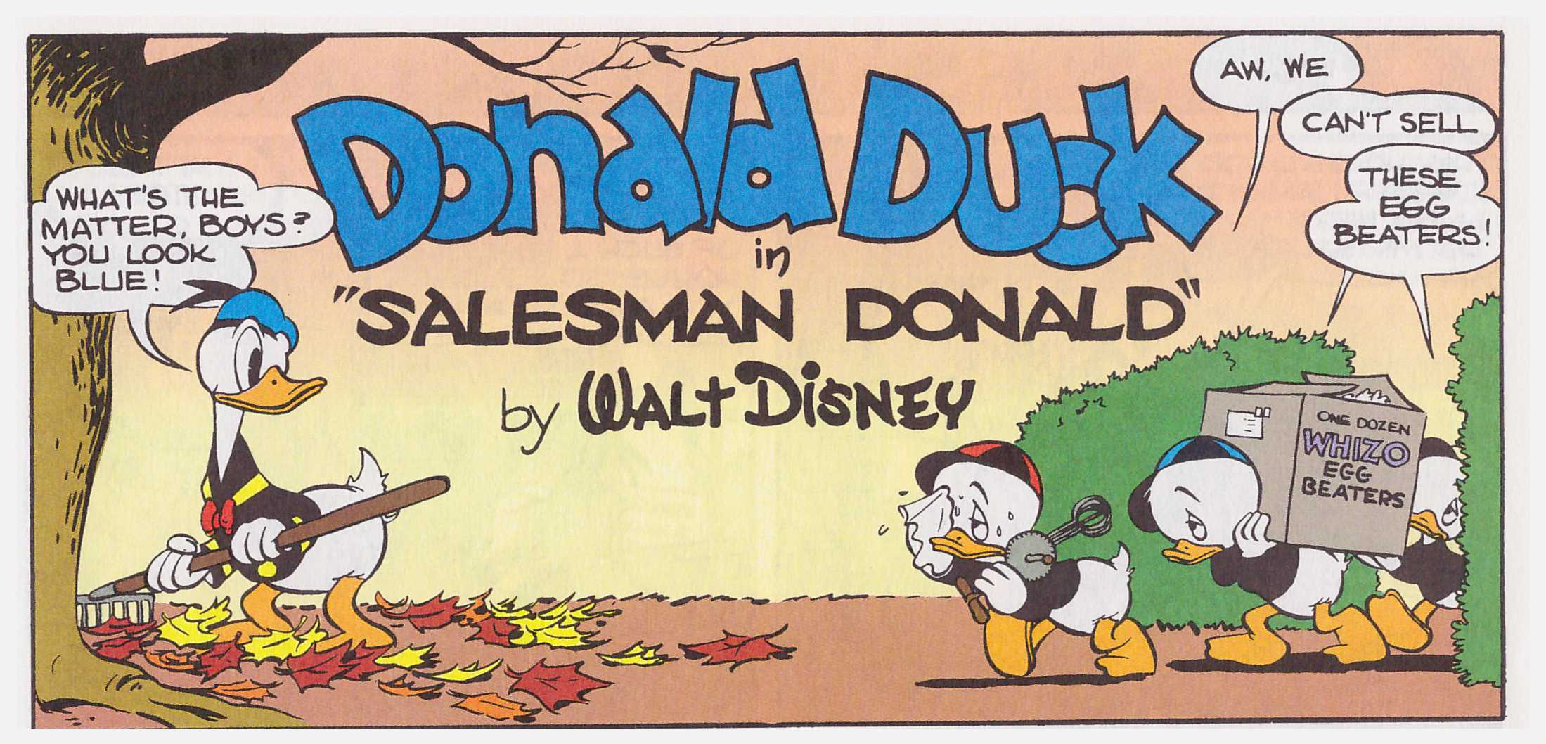Walt Disney Comics and Stories by Carl Barks vol 2 review