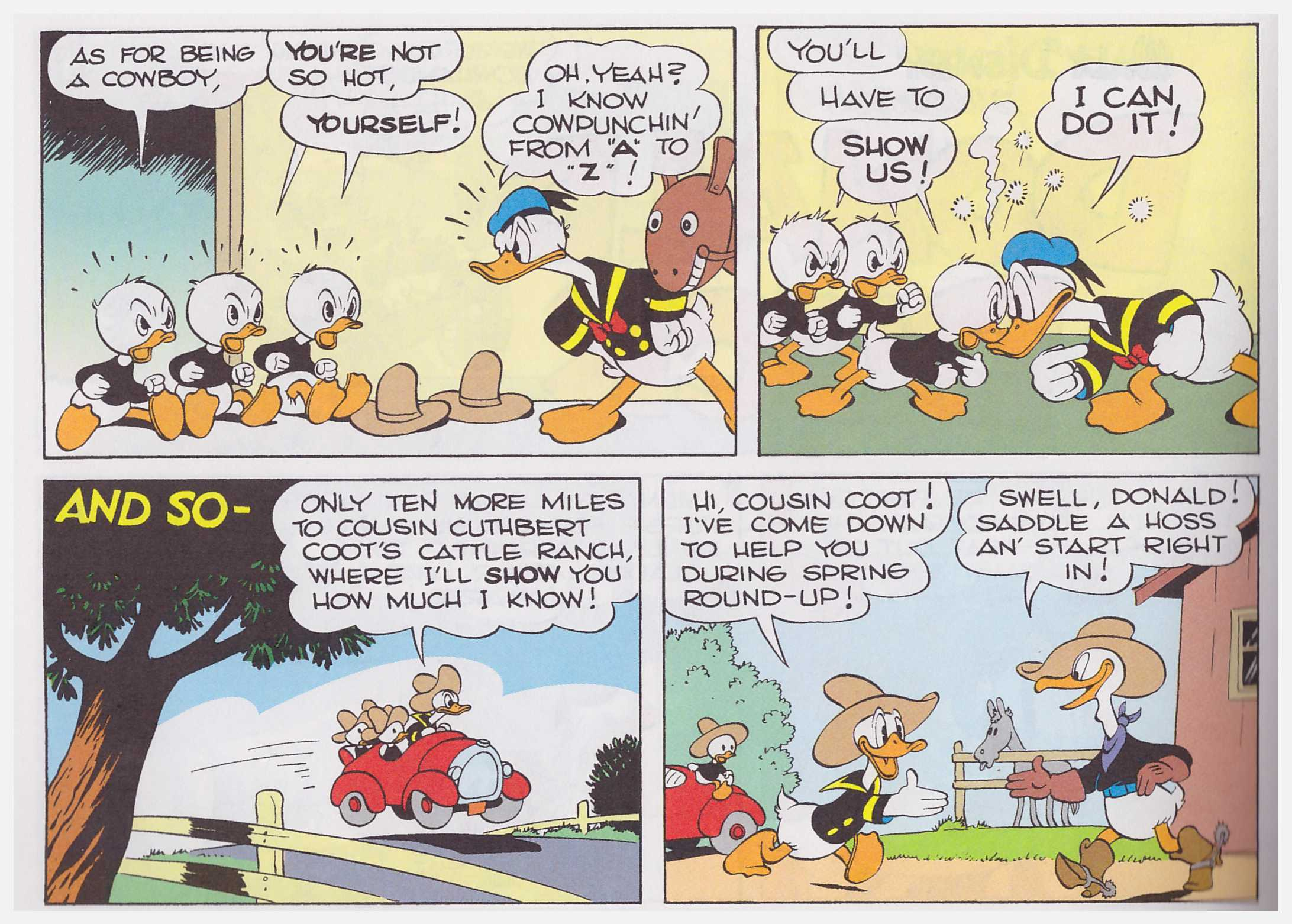 Walt Disney Comics and Stories by Carl Barks vol 5 review