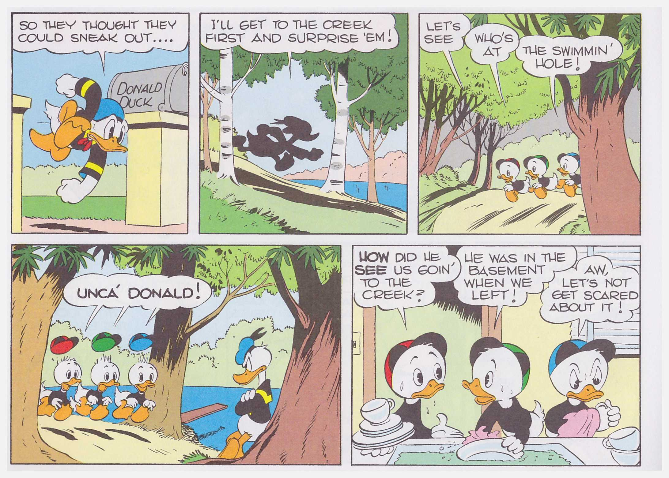 Walt Disney Comics and Stories by Carl Barks vol 6 review