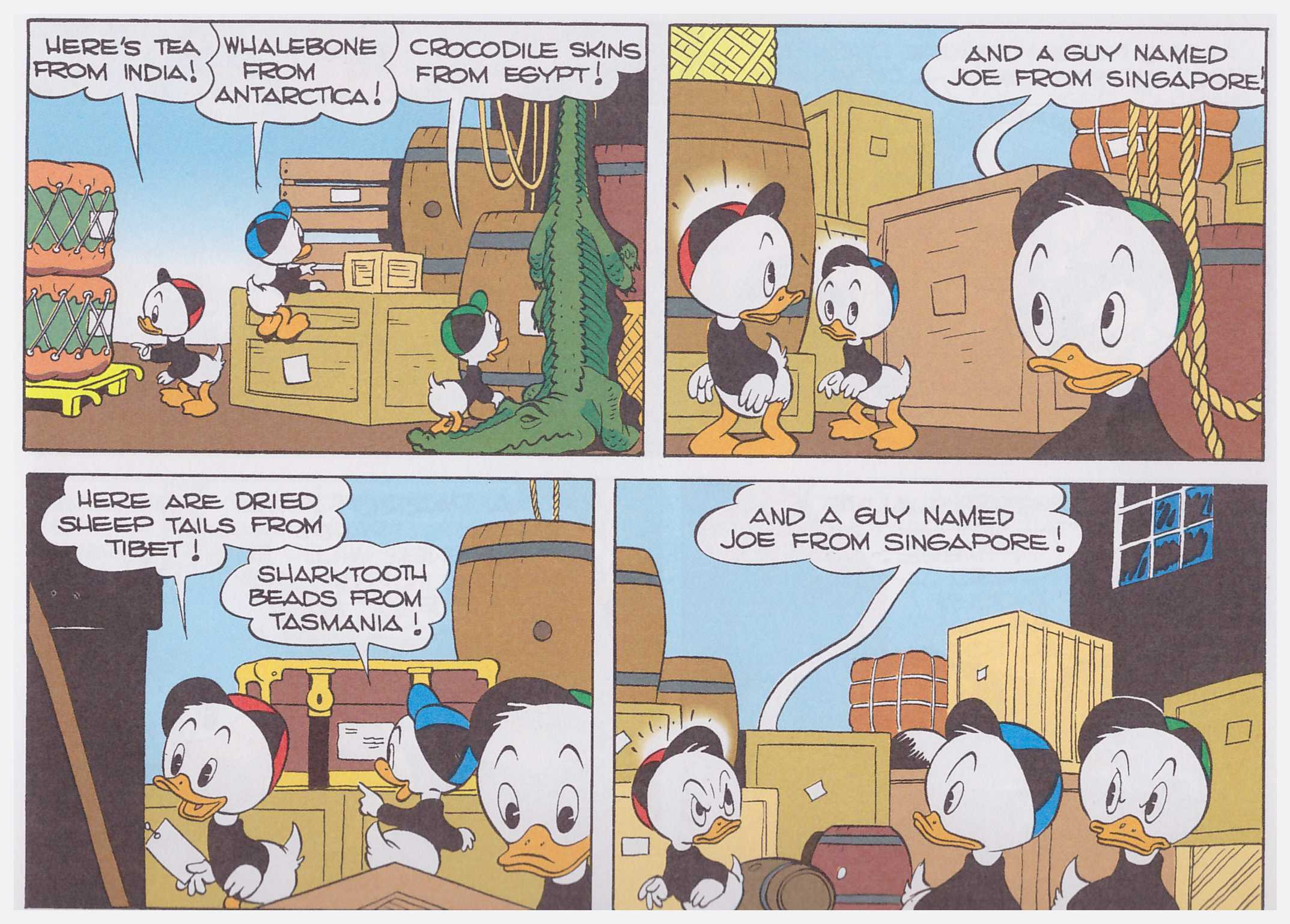 Walt Disney Comics and Stories by Carl Barks vol 7 review